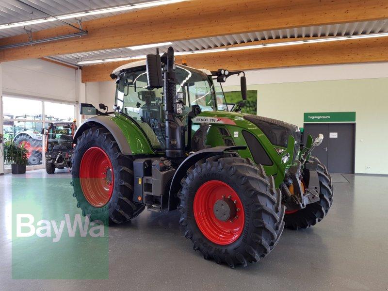 Traktor des Typs Fendt 718 Vario S4 Profi Plus mit Garantie u.RTK Novatel, Gebrauchtmaschine in Bamberg (Bild 1)