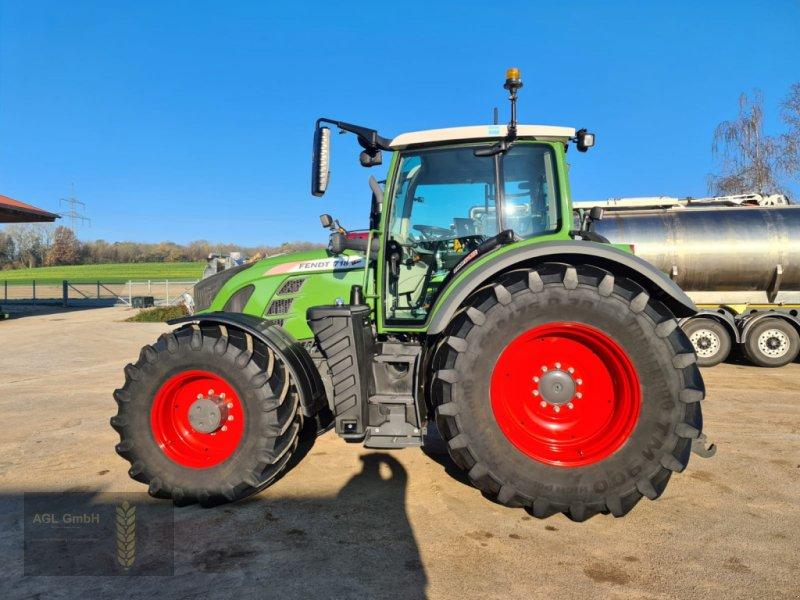 Traktor des Typs Fendt 718 Vario S4 Profi Plus RTK Novatel, Gebrauchtmaschine in Eichendorf (Bild 1)