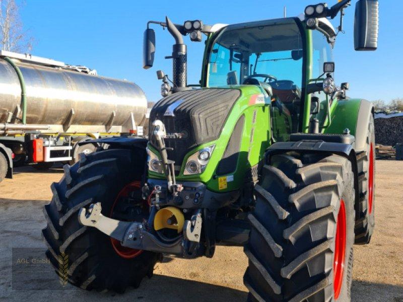 Traktor des Typs Fendt 718 Vario S4 Profi Plus, Gebrauchtmaschine in Eichendorf