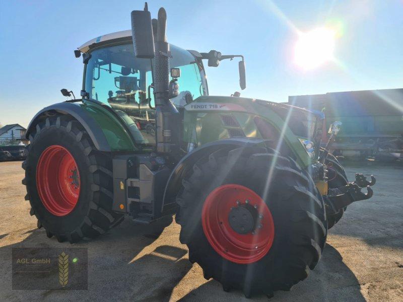 Traktor a típus Fendt 718 Vario S4 Profi Plus, Gebrauchtmaschine ekkor: Eichendorf (Kép 1)