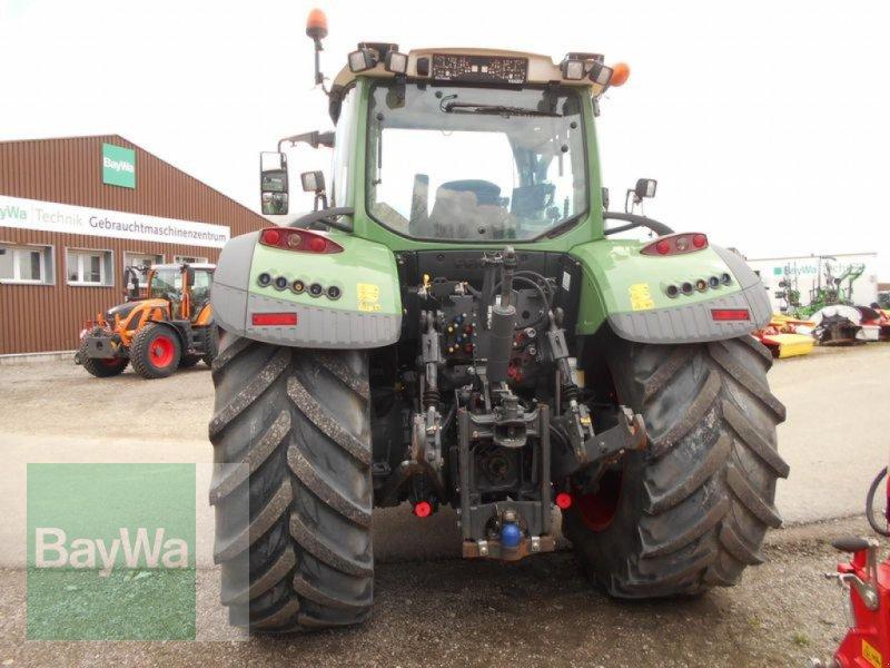 Traktor του τύπου Fendt 718 VARIO S4 PROFI PLUS, Gebrauchtmaschine σε Mindelheim (Φωτογραφία 8)