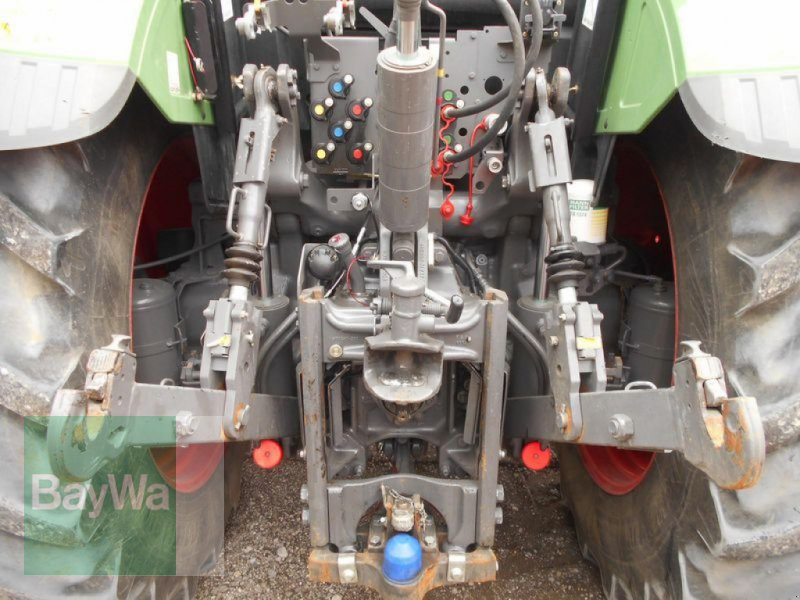 Traktor του τύπου Fendt 718 VARIO S4 PROFI PLUS, Gebrauchtmaschine σε Mindelheim (Φωτογραφία 9)