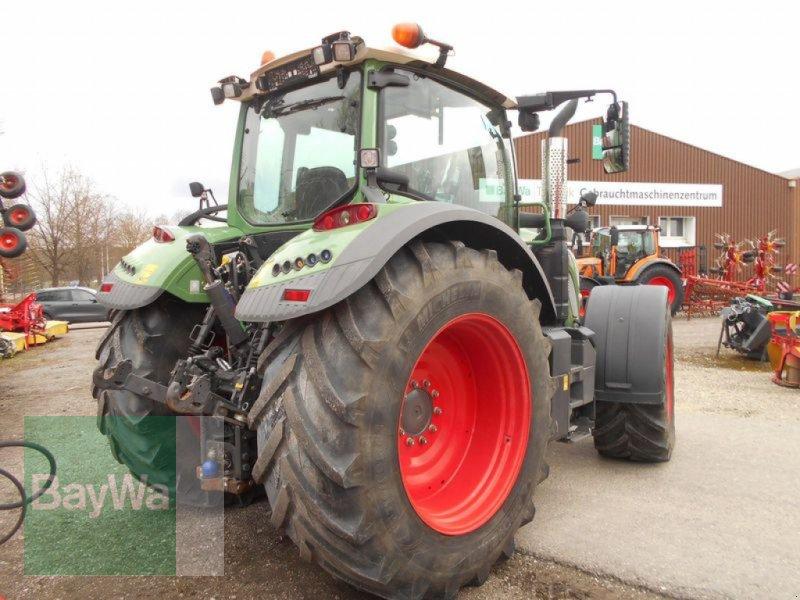 Traktor του τύπου Fendt 718 VARIO S4 PROFI PLUS, Gebrauchtmaschine σε Mindelheim (Φωτογραφία 7)