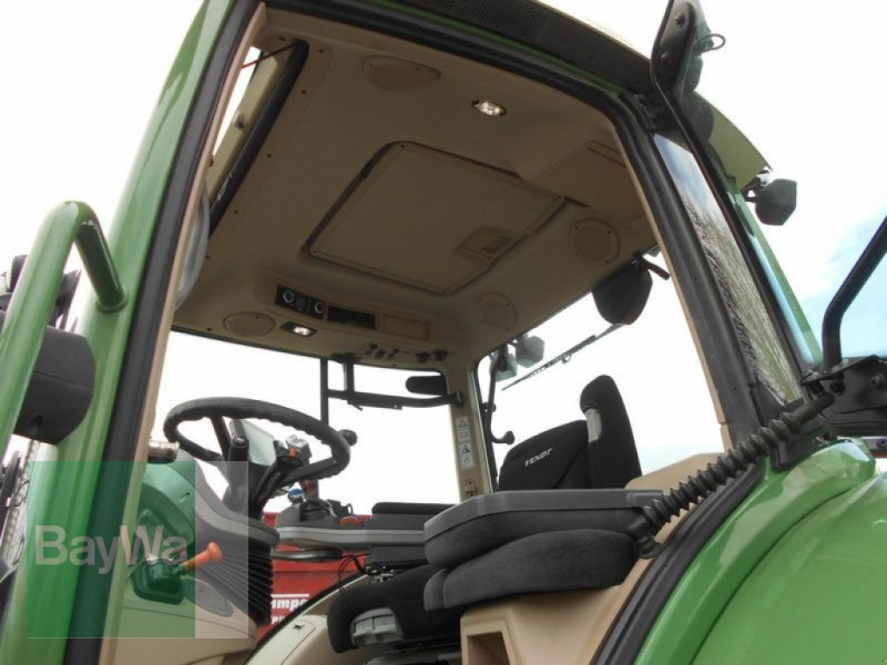Traktor του τύπου Fendt 718 VARIO S4 PROFI PLUS, Gebrauchtmaschine σε Mindelheim (Φωτογραφία 10)