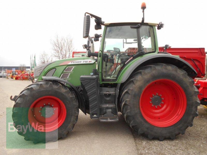 Traktor του τύπου Fendt 718 VARIO S4 PROFI PLUS, Gebrauchtmaschine σε Mindelheim (Φωτογραφία 3)