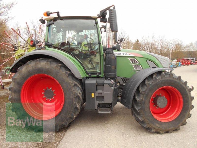 Traktor του τύπου Fendt 718 VARIO S4 PROFI PLUS, Gebrauchtmaschine σε Mindelheim (Φωτογραφία 6)