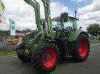 Traktor des Typs Fendt 718 Vario S4 Profi Plus in Wülfershausen