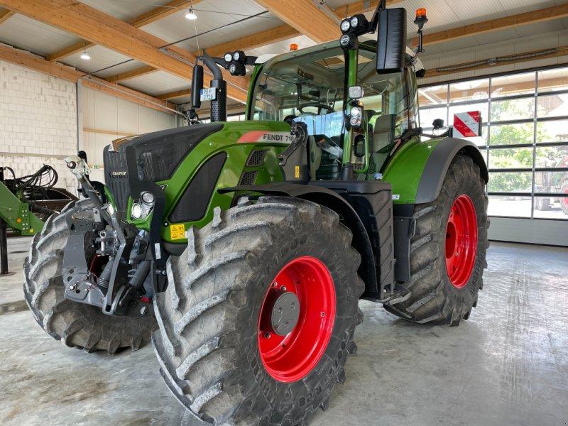 Traktor типа Fendt 718 Vario S4 Profi Plus, Gebrauchtmaschine в Bad Wünnenberg (Фотография 1)