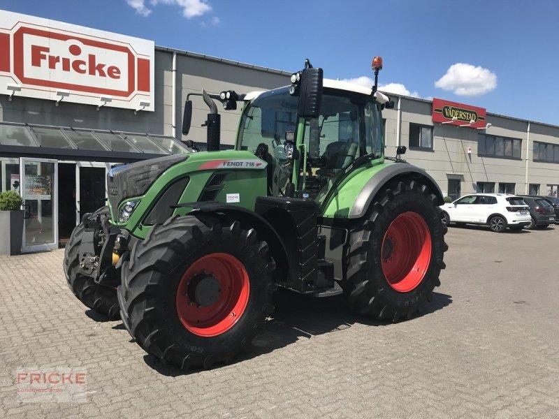 Traktor tip Fendt 718 Vario S4 Profi, Gebrauchtmaschine in Demmin (Poză 1)