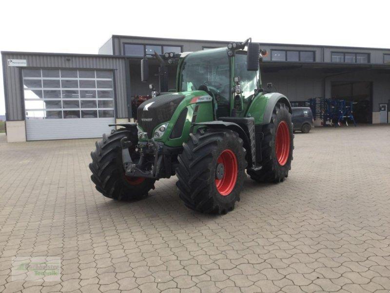 Traktor des Typs Fendt 718 Vario S4 Profi, Gebrauchtmaschine in Coppenbruegge (Bild 1)