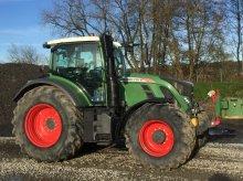 Fendt 718 Vario S4 Profi Тракторы