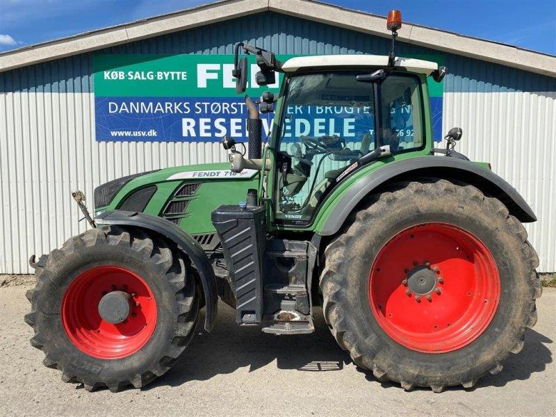 Traktor des Typs Fendt 718 Vario SCR Profi Plus, Gebrauchtmaschine in Rødekro (Bild 1)