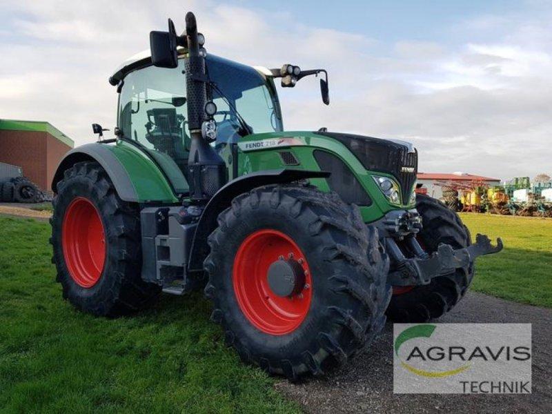 Traktor des Typs Fendt 718 VARIO SCR PROFI PLUS, Gebrauchtmaschine in Northeim (Bild 1)
