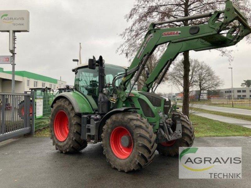 Traktor des Typs Fendt 718 VARIO SCR PROFI, Gebrauchtmaschine in Hörstel (Bild 1)