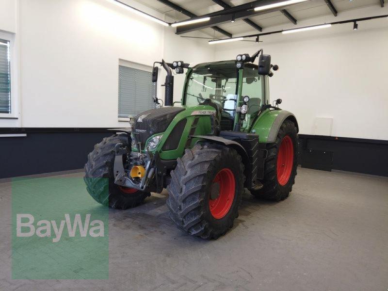 Traktor des Typs Fendt 718 VARIO SCR PROFI, Gebrauchtmaschine in Manching (Bild 1)