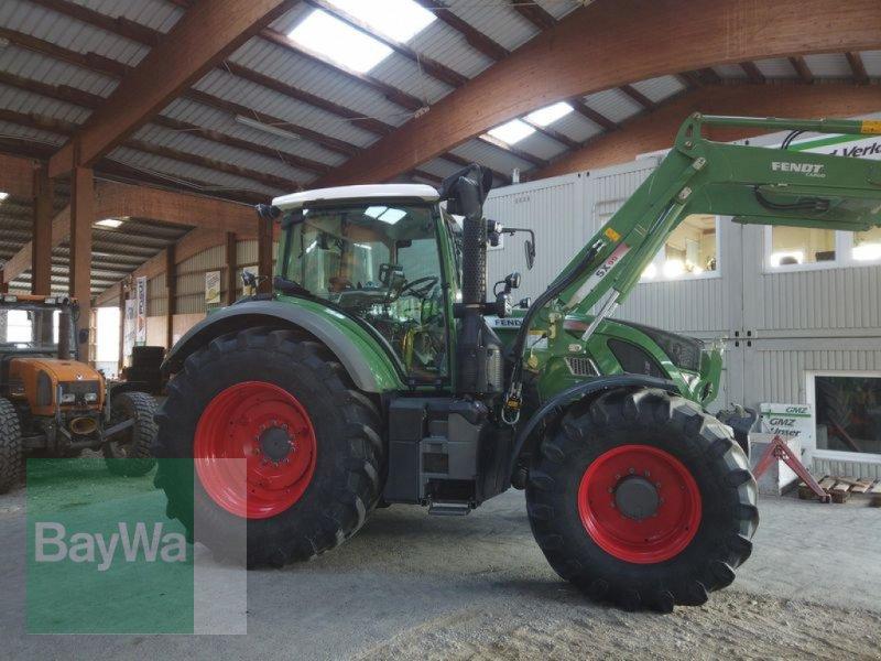 Traktor типа Fendt 718 VARIO SCR PROFI, Gebrauchtmaschine в Mindelheim (Фотография 4)
