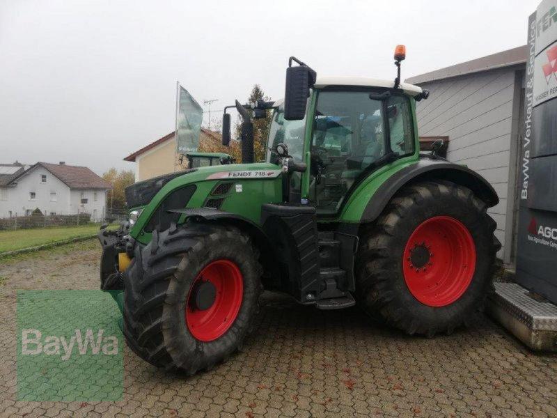 Traktor des Typs Fendt 718 VARIO SCR PROFI, Gebrauchtmaschine in Eging am See (Bild 1)