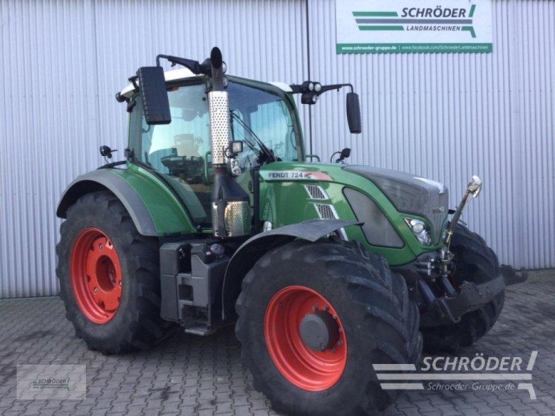 Traktor des Typs Fendt 718 VARIO SCR PROFI, Gebrauchtmaschine in Lastrup (Bild 1)