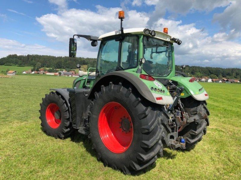 Traktor des Typs Fendt 718 Vario SCR, Gebrauchtmaschine in Dirlewang (Bild 6)