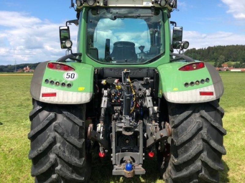 Traktor des Typs Fendt 718 Vario SCR, Gebrauchtmaschine in Dirlewang (Bild 7)