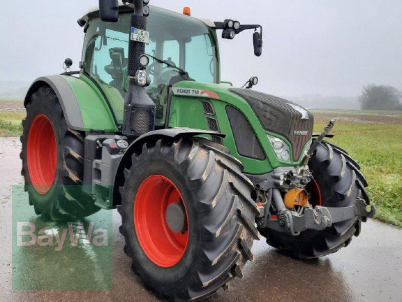 Traktor du type Fendt 718 Vario SCR, Gebrauchtmaschine en Rain (Photo 1)
