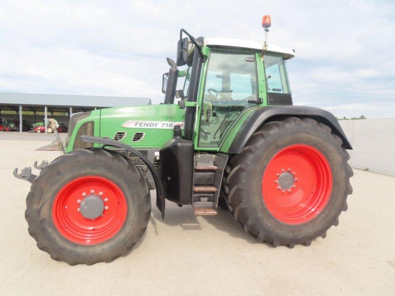 Traktor tipa Fendt 718 vario / tms com 3, Gebrauchtmaschine u Hapert (Slika 1)