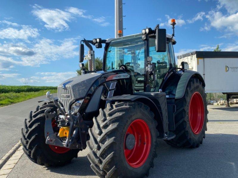Traktor tipa Fendt 718 Vario TMS ProfiPlus, Gebrauchtmaschine u Neukirchen-Balbini (Slika 1)