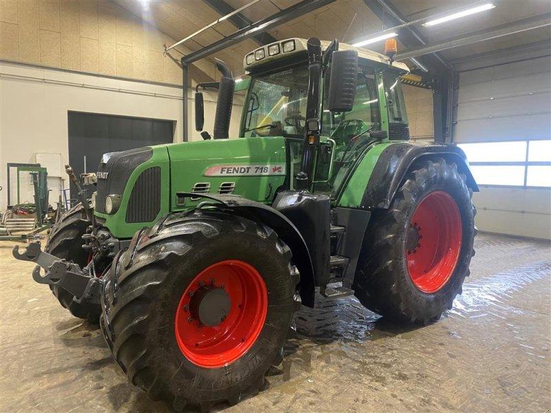 Traktor des Typs Fendt 718 Vario TMS, Gebrauchtmaschine in Rødekro (Bild 1)