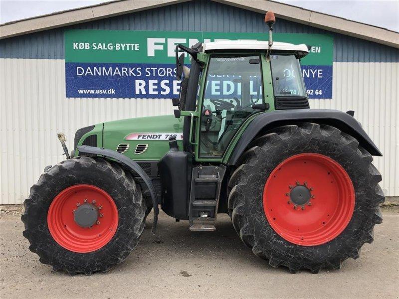 Traktor типа Fendt 718 Vario TMS, Gebrauchtmaschine в Rødekro (Фотография 1)
