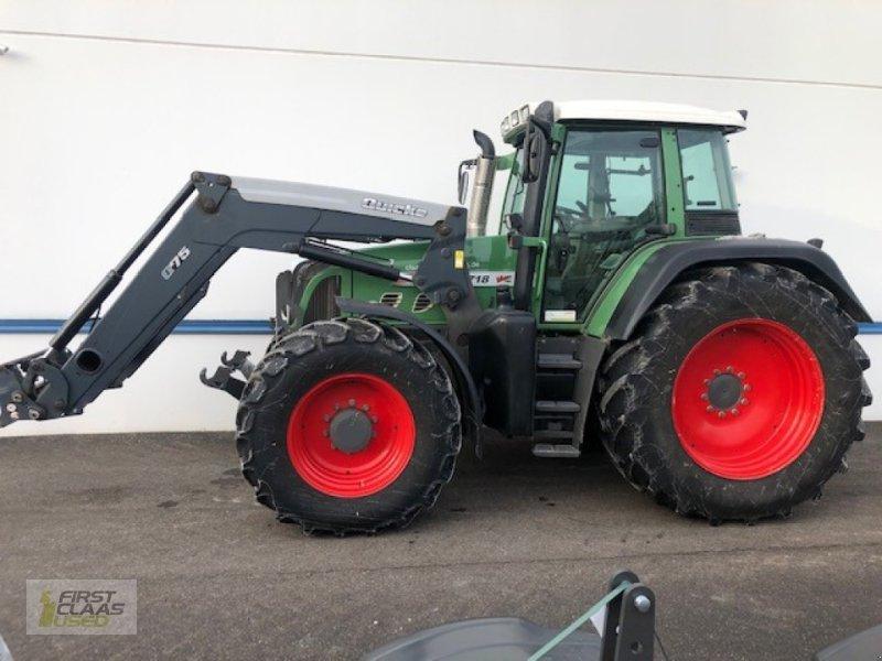 Traktor des Typs Fendt 718 Vario TMS, Gebrauchtmaschine in Langenau (Bild 1)