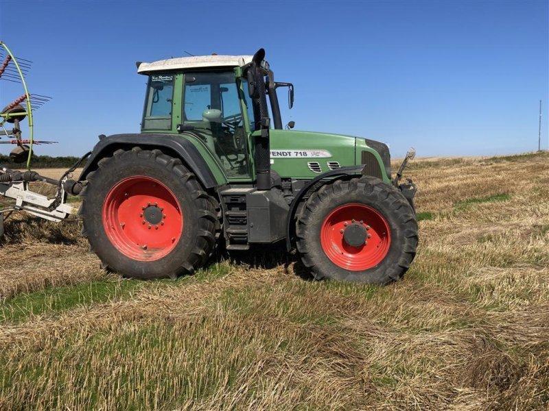 Traktor tipa Fendt 718 Vario-TMS, Gebrauchtmaschine u Gråsten (Slika 1)