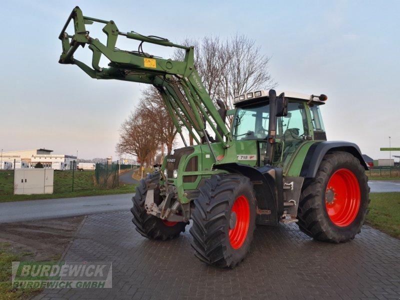 Traktor des Typs Fendt 718 Vario TMS, Gebrauchtmaschine in Lamstedt (Bild 1)