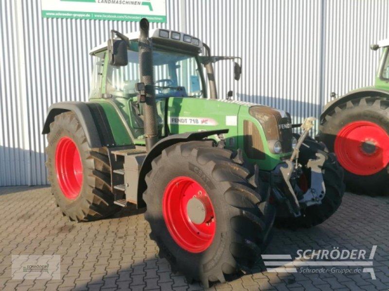 Traktor des Typs Fendt 718 Vario TMS, Gebrauchtmaschine in Wildeshausen (Bild 1)