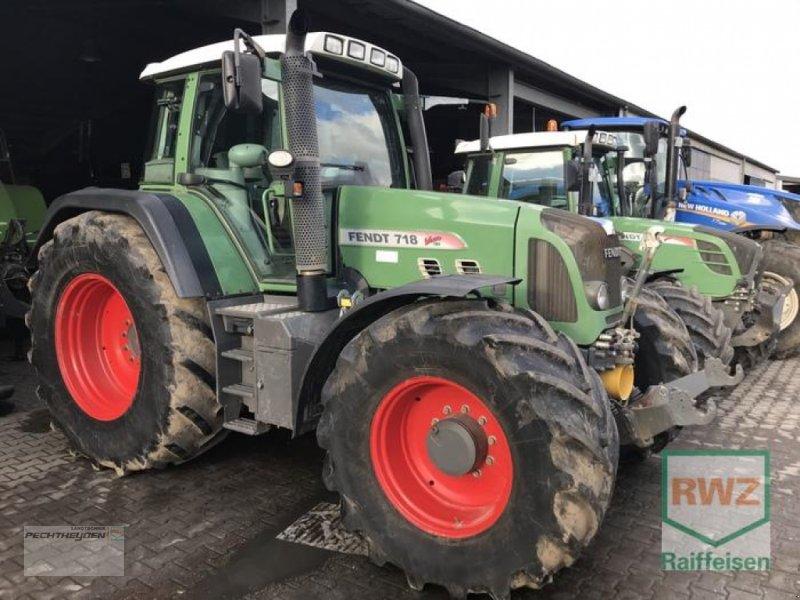 Traktor des Typs Fendt 718 Vario TMS, Gebrauchtmaschine in Wegberg (Bild 1)