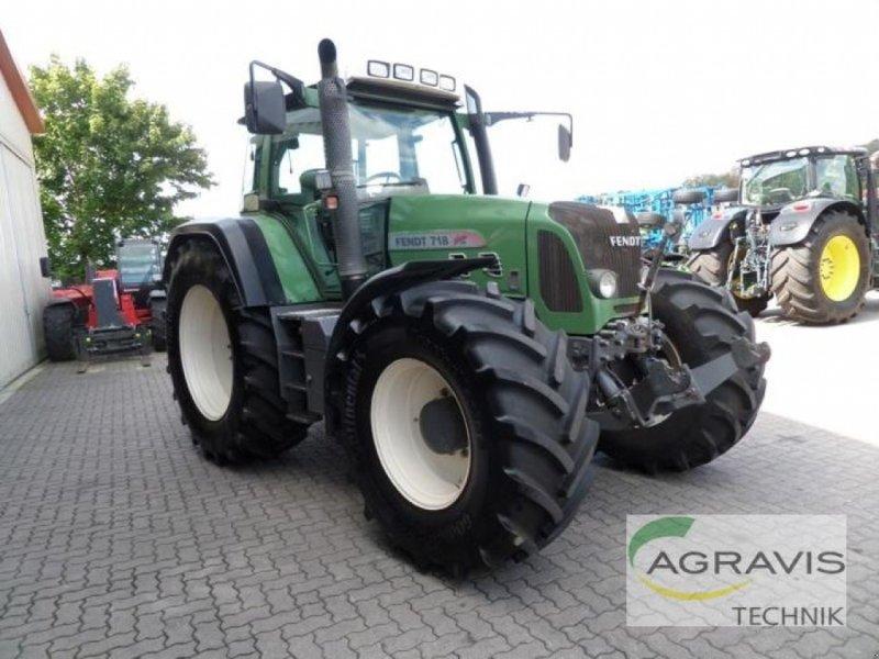 Traktor des Typs Fendt 718 VARIO TMS, Gebrauchtmaschine in Gyhum-Nartum (Bild 1)