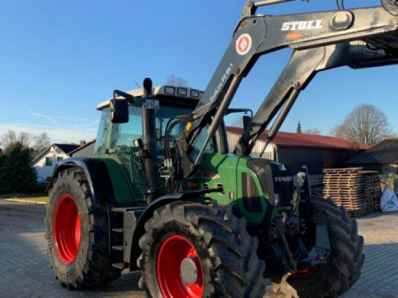 Traktor del tipo Fendt 718 Vario TMS, Gebrauchtmaschine en kalletal (Imagen 1)