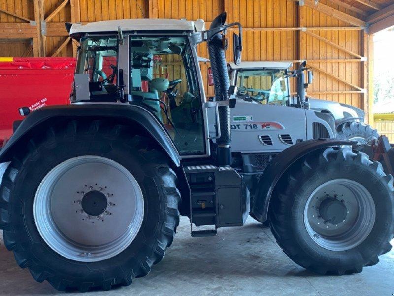 Traktor des Typs Fendt 718 Vario TMS, Gebrauchtmaschine in Mintraching-Sengkofen (Bild 1)