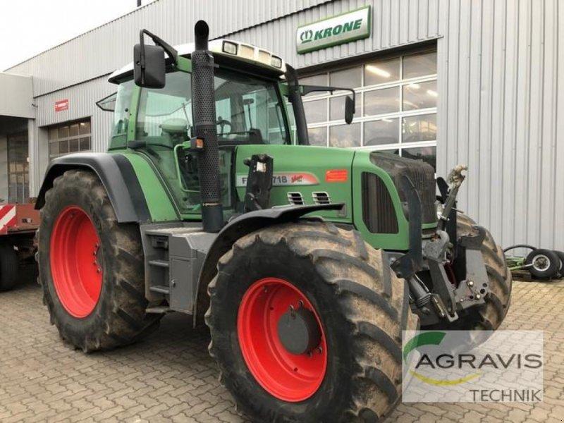 Traktor des Typs Fendt 718 VARIO, Gebrauchtmaschine in Schneverdingen (Bild 1)