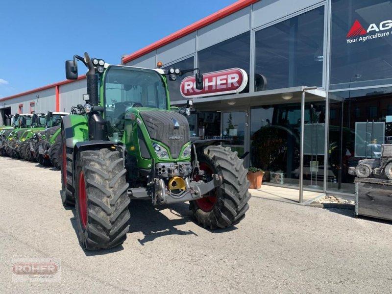 Traktor des Typs Fendt 718 Vario, Gebrauchtmaschine in Wieselburg Land (Bild 1)