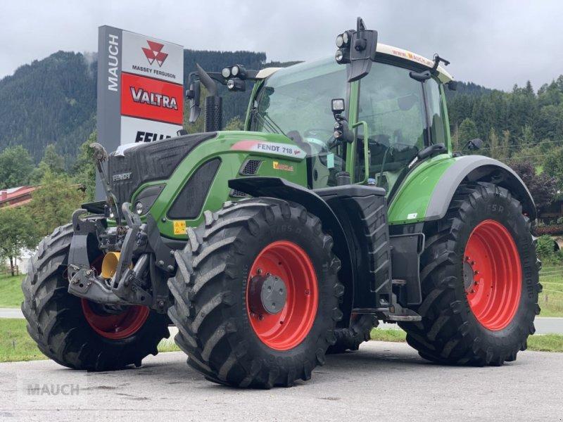 Traktor tipa Fendt 718 Vario, Gebrauchtmaschine u Eben (Slika 1)