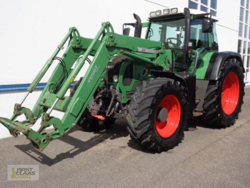 Traktor a típus Fendt 718 Vario, Gebrauchtmaschine ekkor: Langenau (Kép 1)