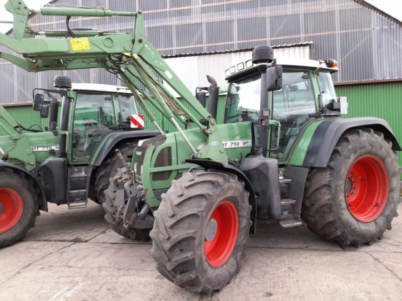 Traktor des Typs Fendt 718 Vario, Gebrauchtmaschine in Liebenwalde (Bild 1)