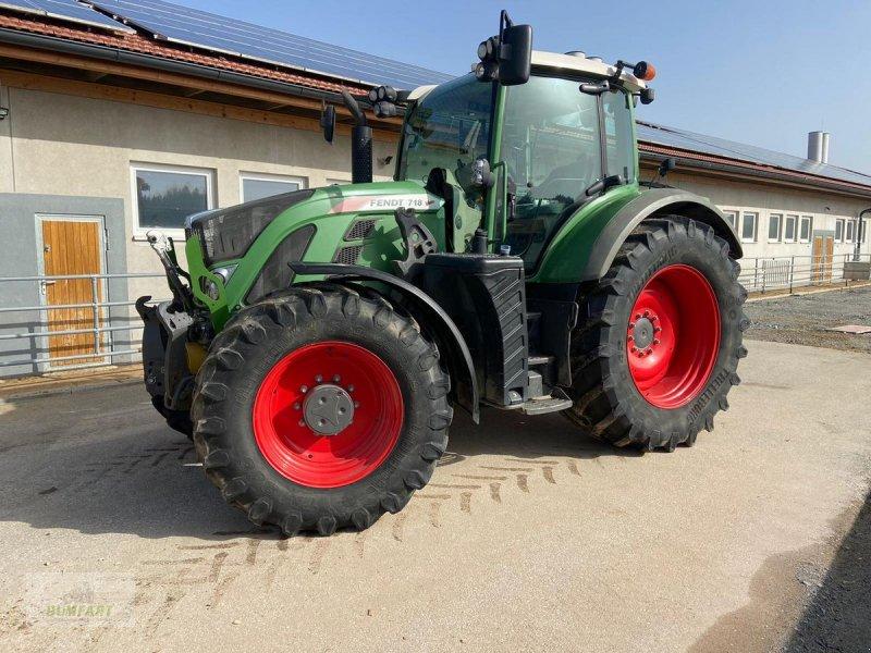Traktor des Typs Fendt 718 Vario, Gebrauchtmaschine in Bad Leonfelden (Bild 1)