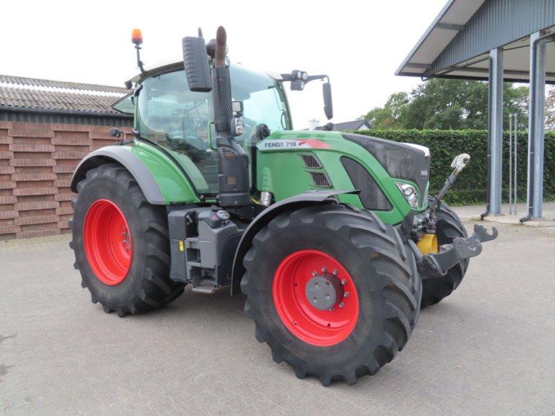Traktor tipa Fendt 718 vario, Gebrauchtmaschine u Hapert (Slika 1)