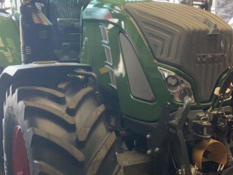 Traktor des Typs Fendt 718 Vario, Gebrauchtmaschine in Traberg (Bild 1)