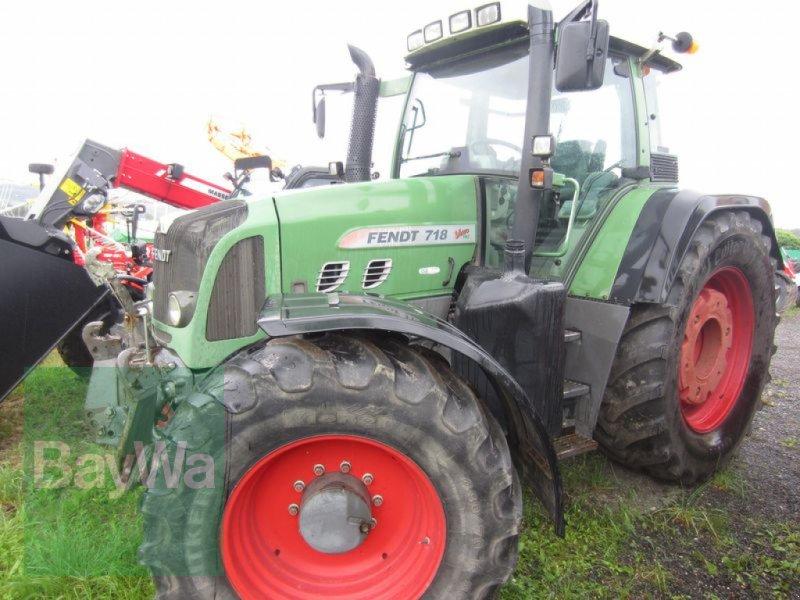Traktor des Typs Fendt 718 VARIO, Gebrauchtmaschine in Großweitzschen  (Bild 2)