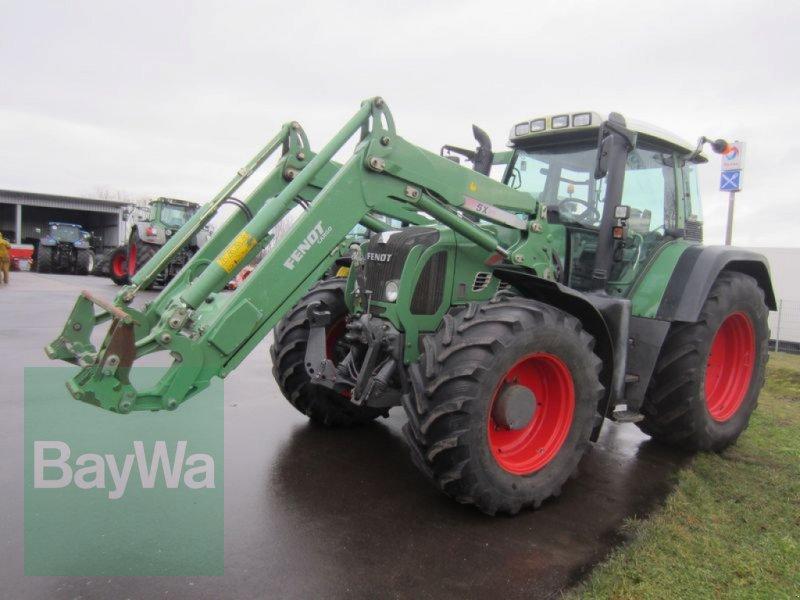 Traktor des Typs Fendt 718 VARIO, Gebrauchtmaschine in Großweitzschen  (Bild 1)