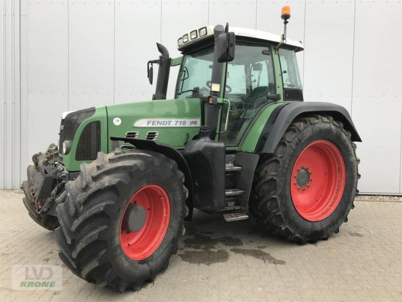 Traktor типа Fendt 718 Vario, Gebrauchtmaschine в Alt-Mölln (Фотография 1)