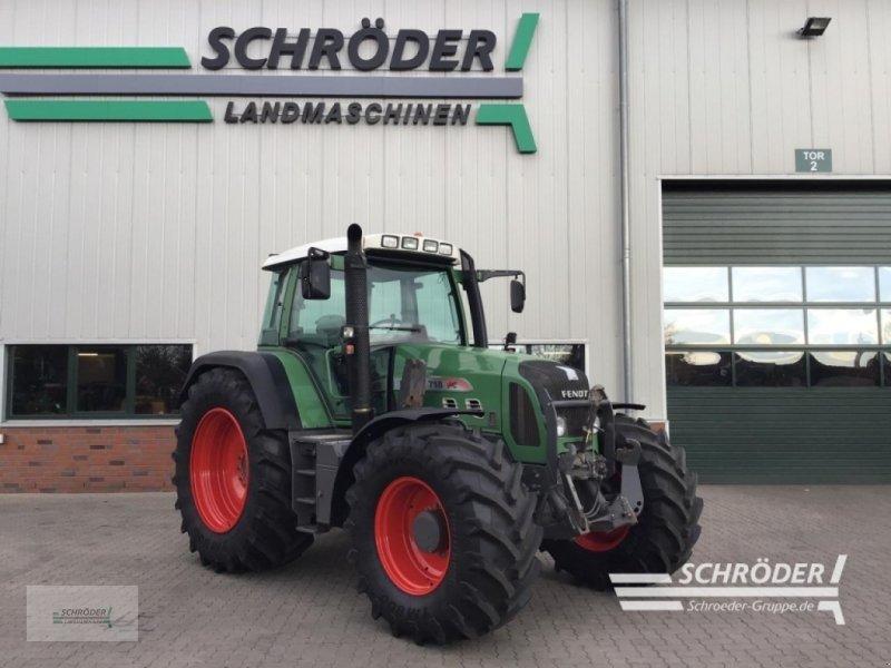 Traktor des Typs Fendt 718 VARIO, Gebrauchtmaschine in Völkersen (Bild 1)
