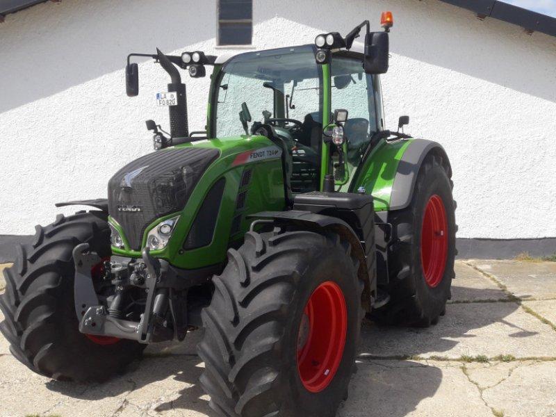 Traktor tip Fendt 718 Vario, Gebrauchtmaschine in Gerzen (Poză 1)